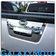 Triple Chrome Plated FULL Tailgate Handle Cover 2013 for 13-15 Nissan Frontier