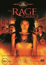 The Carrie 02 - Rage (DVD, 2006) New Still Sealed.