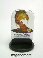 Pathfinder Battles Pawns/Token - #016 ELEMENTAL, Magma-Bestiary BOX 2