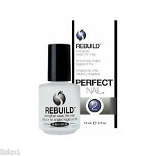 Seche Rebuild Perfect Nail 2 Strengthen weak thin nails 1/2 oz.