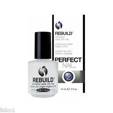 Seche Rebuild Perfect Nail 2 Strengthen weak thin nails 1/2 oz.
