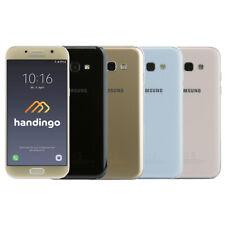 Samsung Galaxy A5 2017 Edition SM-A520F Smartphone Schwarz Gold Blau Pink