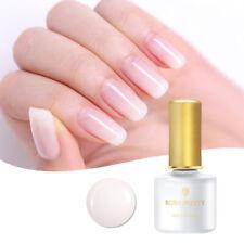 6ml Born Pretty Nail Art UV Gel Polish Opal Jelly Gel White Soak Off Gel Nails