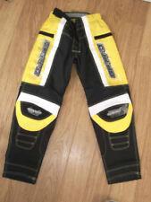 Pantalons de cross jaunes pour femme