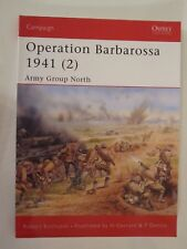 Osprey Book: Operation Barbarossa 1941 (2) - Campaign 148 Army Group North