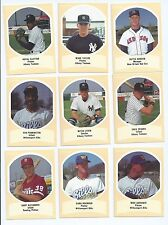 Jeff Plympton #el-33 1990 ProCards INC. Eastern League All-Star Game Card