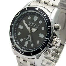 Acctim Radio Controlled Atomic Mens Watch ANNILO Analog 60197