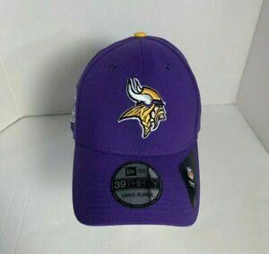 Minnesota Vikings 2019 NFL Playoffs 39Thirty Hat Cap Men's Size Large-XLarge