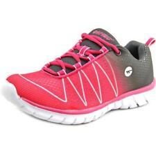 Zapatillas deportivas de mujer de tacón bajo (menos de 2,5 cm) de color principal rosa