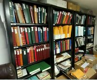 Clear my Bookshelf Sale CV€500.00 Switzerland Collection Clearance Lot