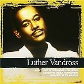 Luther Vandross - Collections (2008)  CD  NEW  SPEEDYPOST
