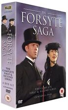 The Forsyte Saga 2002 The Complete Series 1, 2 Brand New DVD