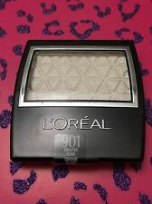 L'OREAL STUDIO SECRETS SINGLE  EYE SHADOW #901 FROSTED ICING