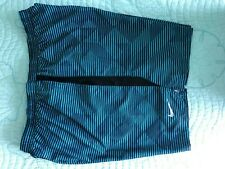 Men Nike Xl X-large With strings blue back with liner Dri-Fit New