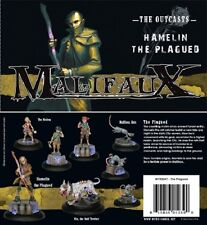 Malifaux - Outcasts: The Plagued (Hamelin the Plagued Box Set) WYR5047 Wyrd