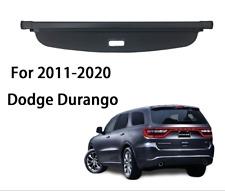 For 2011-2020 Dodge Durango Cargo Cover Rear Trunk Shade Security Tonneau Shield