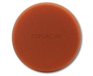 AllorA Polierpad orange glatt Polierpad