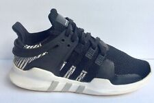 Adidas EQT Support ADV Junior Mens Size 6.5US Black White Athletic BY9874