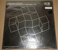 Scherchen BACH 6 Brandenburg Concertos - Music Guild/ABC MS-6303 SEALED