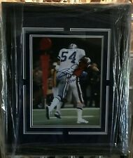 Randy White Dallas Cowboys Autographed Picture Custom Framed