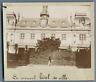 Algérie, Bône (عنابة), Le Nouvel Hôtel de Ville  Vintage citrate print. Photo J.