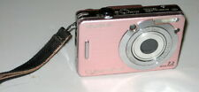 Sony Cyber-shot DSC-W55 7.2 MP Digital Camera - Pink