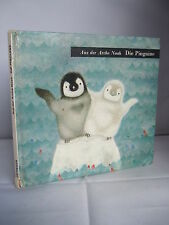 Die Pinguine - Iliane Roels HB Illustrated 1967 Illustrated - German HB