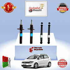 KIT 4 AMMORTIZZATORI ANT + POST VW GOLF PLUS 1.4 FSI 66KW 90CV DAL 2007 -> A121