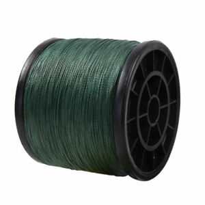 SPECTRA EXTREME Braid Fishing Line 1500YD 80LB  Moss Green