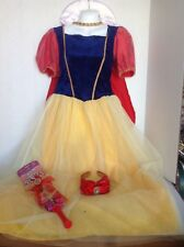 SNOW WHITE Dress  Adult COSTUME DISNEY PRINCESS   M/L