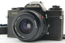 【 Exc+5 】 MINOLTA XD-S W/ NEW MD 28mm F2.8 NMD Lens 35mm Film Camera From#415