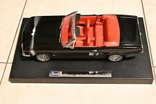 1:18th Revell 1965 Ford MustangConvertible Black