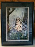 Ruth Thompson 'Maia Spirit of the Waters' Framed Signed and Numbered