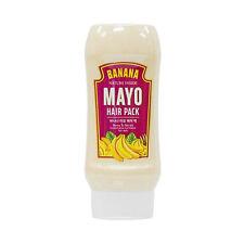 [WELCOS KWAILNARA] Banana Mayo Hair Pack - 250ml