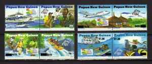 14703) PAPUA & NEW GUINEA 1995 MNH** Tourism
