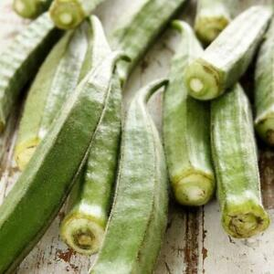 150 Clemson Spineless Okra Seeds Non-GMO Heirloom   USA Seller