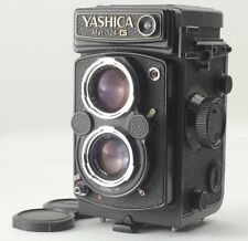 Exc+++++ YASHICA MAT 124 G 6x6 TLR Medium Format + 80mm F3.5 From Japan