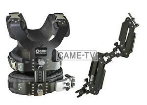 CAME 2-12kg Load Pro Camera Video Stabilizer Vest+ Dual Arm