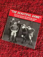 The Beautiful Game Promo Coke Cola Mini CD Euro 96 Supergrass  Boo Radleys
