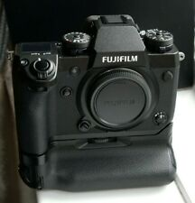 Fujifilm X-H1 Body MINT with Battery Grip Kit Low Shutter Count only 804 shots!