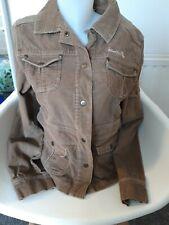 Ladies Weird Fish fine cord jacket. Size S. Excellent condition