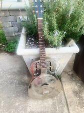Gold Tone Paul Beard Signature Series Metal Body 6-String Guitar