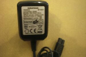 GRUNDIG - Netzteil AC Adapter MT 6031 SW-032012EUL  - OUT 3,2V 120mA