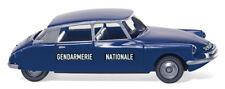 Wiking 086433 - 1/87 Gendarmerie - Citroën Id 19 - Neu