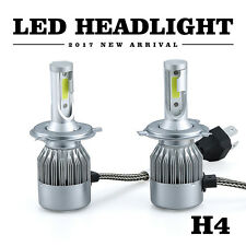 H4/HB2/9003 72W 8000LM Car LED Headlights Kit Conversion Hi/Lo Beam Bulbs 6000K