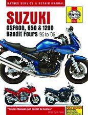 HAYNES SERVICE MANUAL SUZUKI GSF650 BANDIT & GSF650S 2005-2006 05 06 650S 650