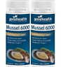 Good Health High Strength New Zealand Green Lipped Mussel 6000 Capsules 100