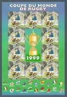 STAMP / TIMBRE BLOC FEUILLET NEUF n° 26 ** / Coupe du Monde de Rugby