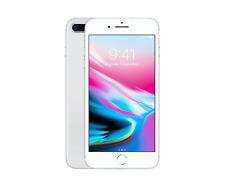 """Apple iPhone 8 Plus 5,5"""" Smartphone 256GB iOS Handy silber - akzeptabler Zustand"""