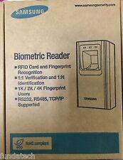 Samsung SSA-R2041 Mifare fingerprint reader (4000 users)